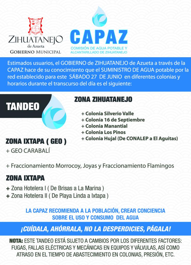 TANDEO CAPAZ 27-jun-2015