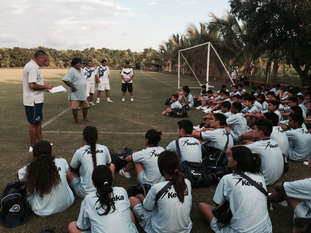 Los Toros del Celaya inician visorias para jóvenes de toda la república mexicana