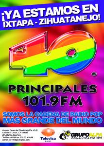 LA MEJOR FM 98.5 ZIHUATANEJO