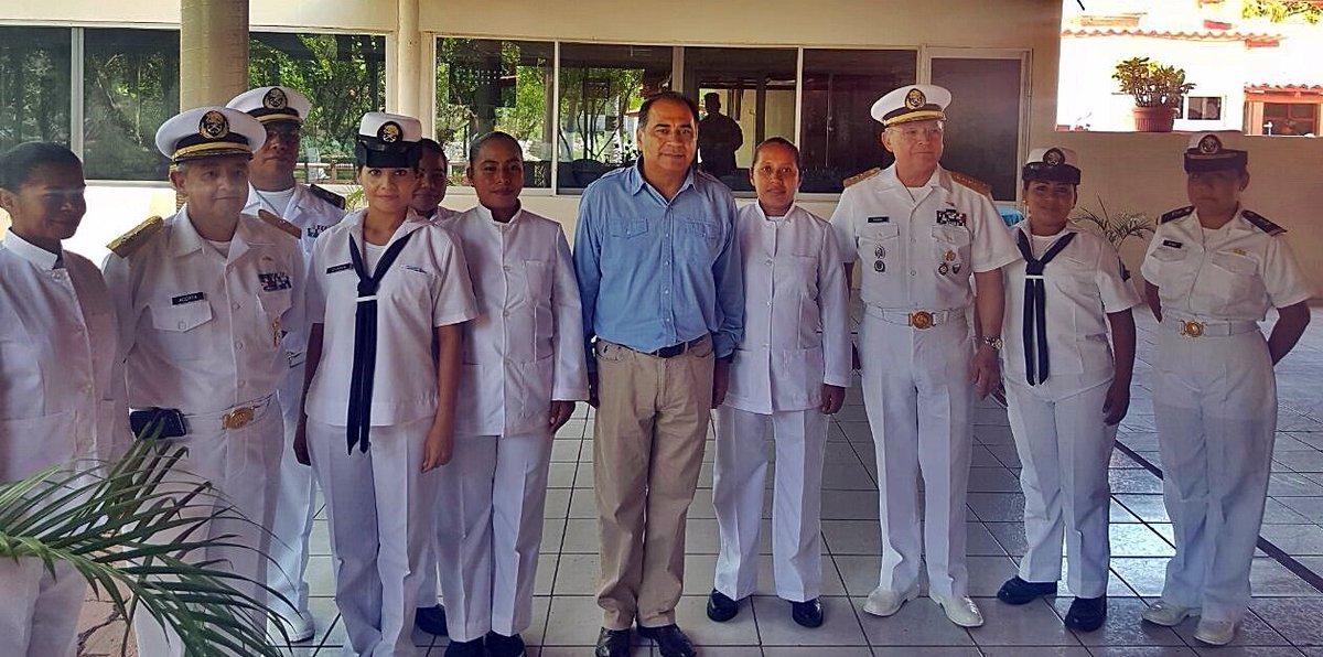 Resultado de imagen para fotos instalacion de secretaria de marina en zihuatanejo