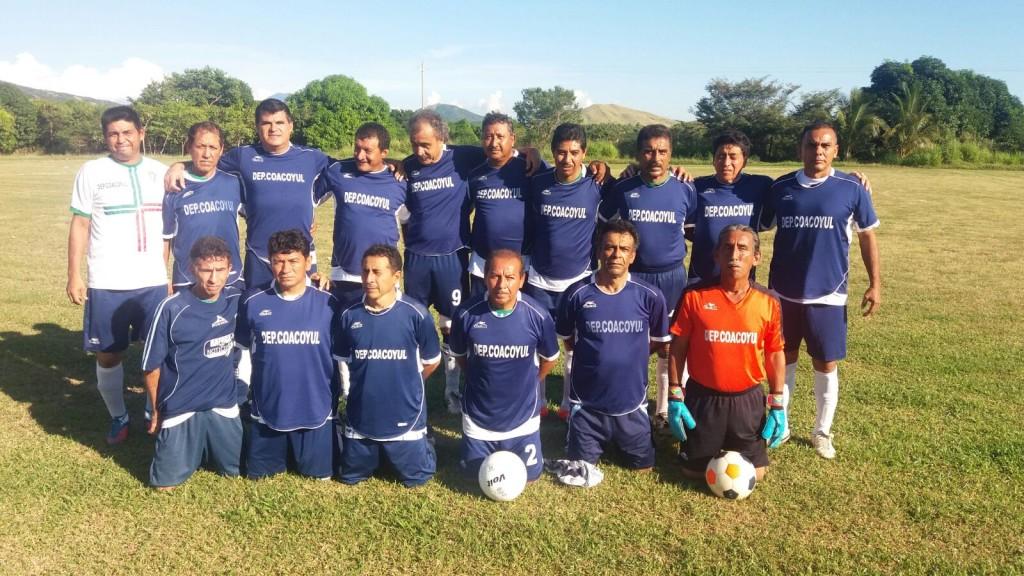 hoy Coacoyul vs Hielo Ortiz la gran final del futbol de master plus en el Coacoyul
