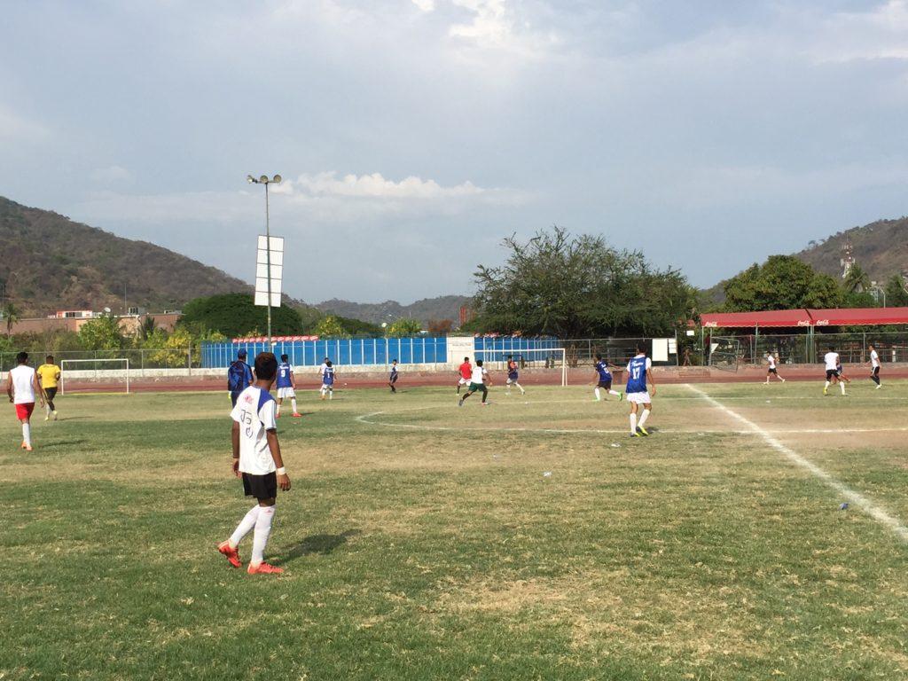 Urgen recursos para mejorar infraestructura deportiva del municipio. Director de deportes.