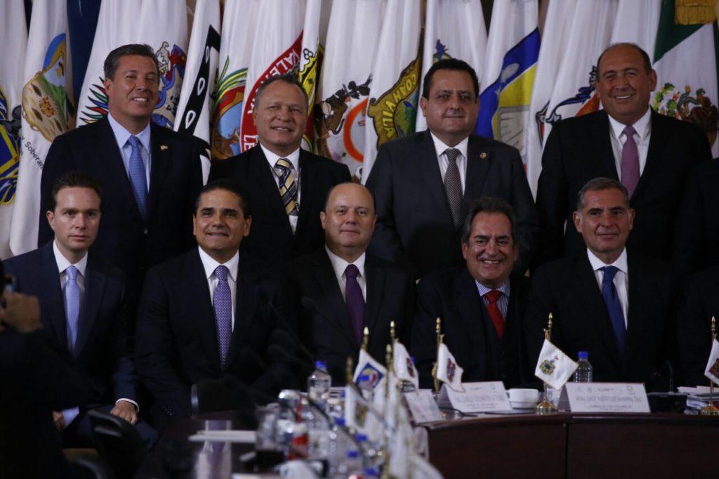 Revisan Silvano Aureoles y Gobernadores modelo educativo propuesto por la SEP