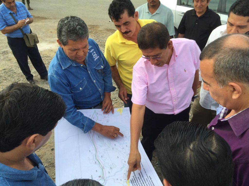 Inédito recorrido del alcalde GGB por ejidos para enriquecer el PDDU