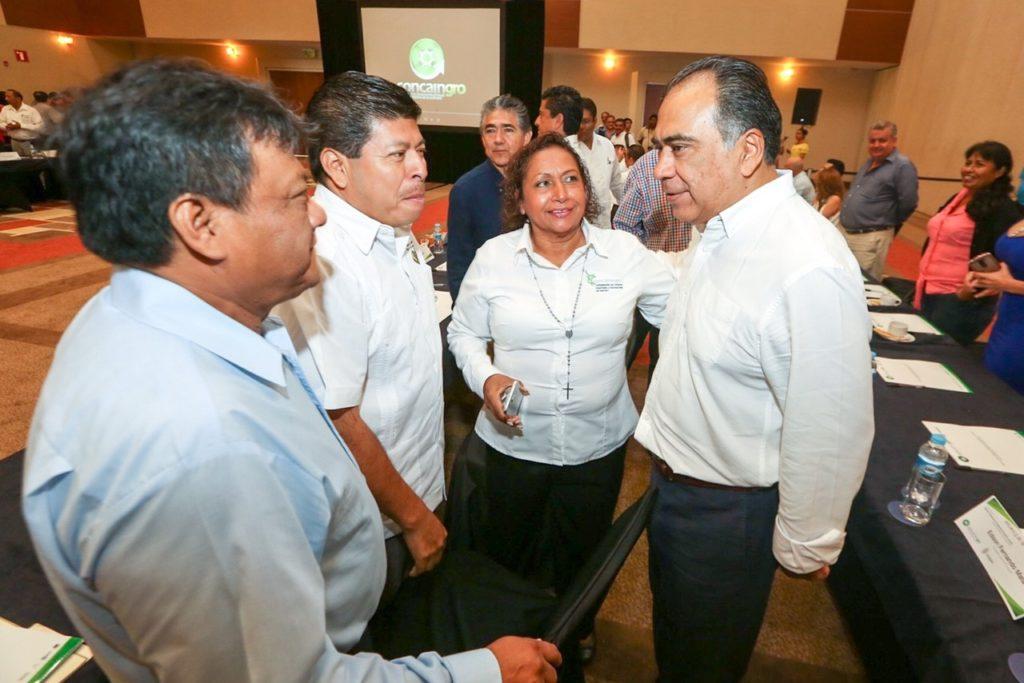Nuestro trabajo y compromiso es pensando en el bienestar de Guerrero: HAF