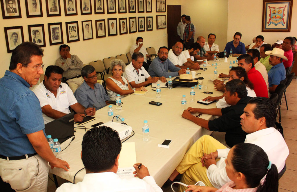 Alcalde GGB encabeza Instalación del Comité de consulta y participación ciudadana.