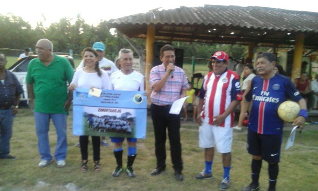 Deportivo Coacoyul campeón de la master plus especial