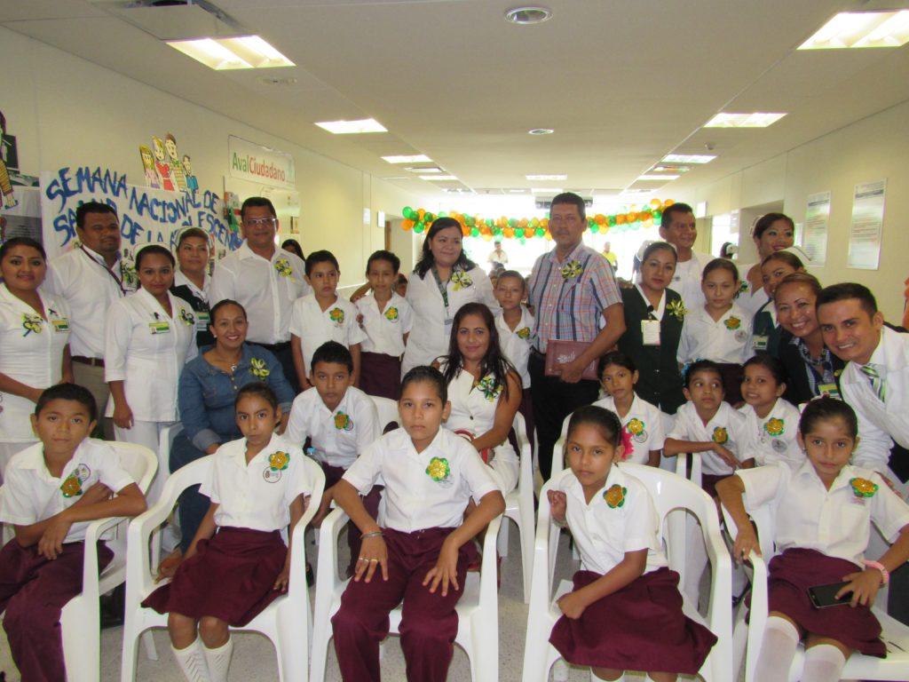 Aviud Rosas comprometido con la salud de los jóvenes del municipio de La Unión
