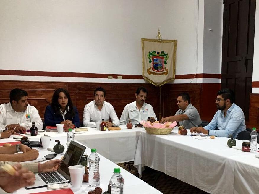 Gobierno del Estado da seguimiento a obras y acciones en municipios