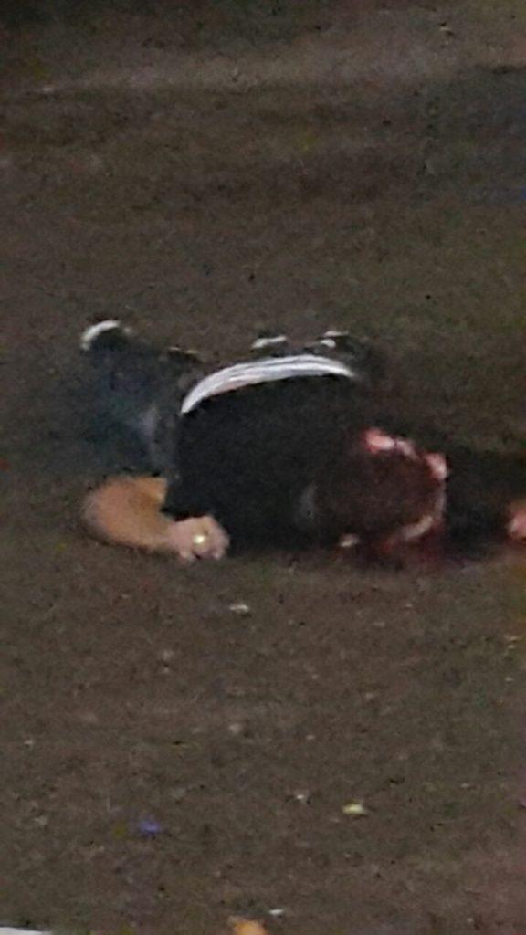 Enfrentamiento entre la policía estatal y civiles armados cerca del aeropuerto deja tres muertos y un herido
