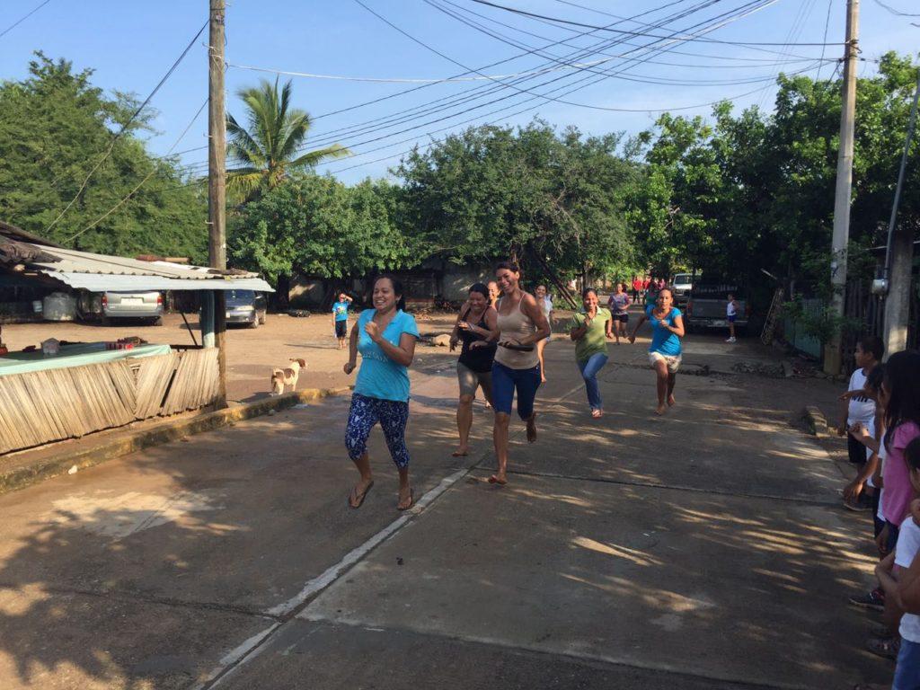 Escuelas primarias de Lagunillas organizaron Maratón escolar