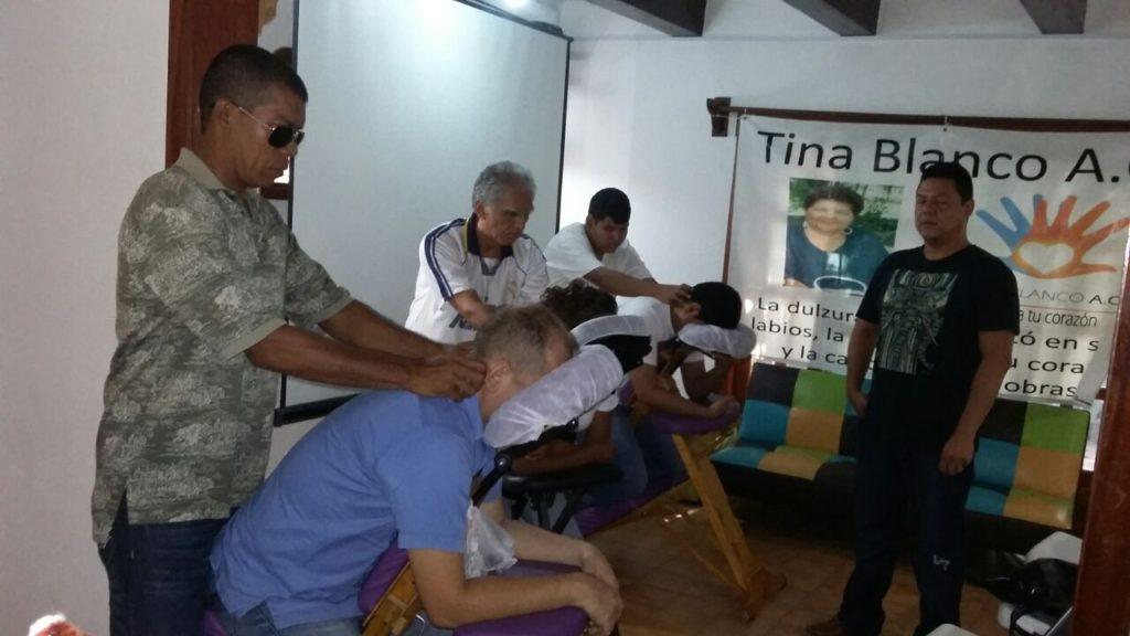 Especialista Español capacitará en Ixtapa-Zihuatanejo a personas ciegas y  rehabilitadores