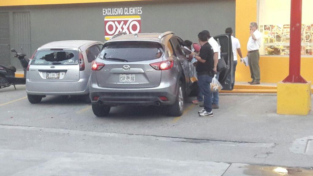Asesinan a trabajdores del ayuntamiento de Zihuatanejo