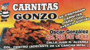 "CARNITAS ""GONZO"""