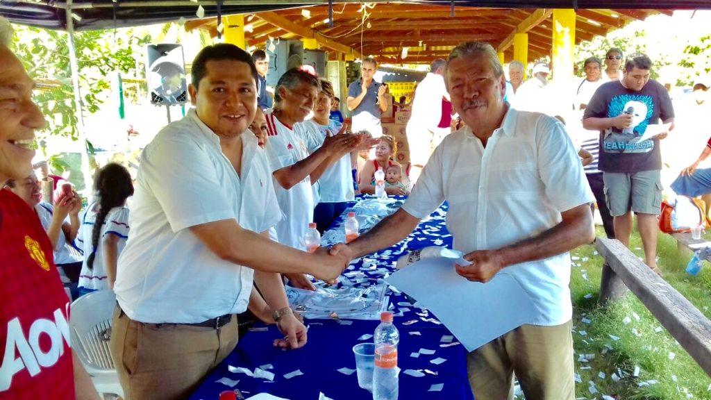 Gran celebración por los 59 años del Club Deportivo Coacoyul