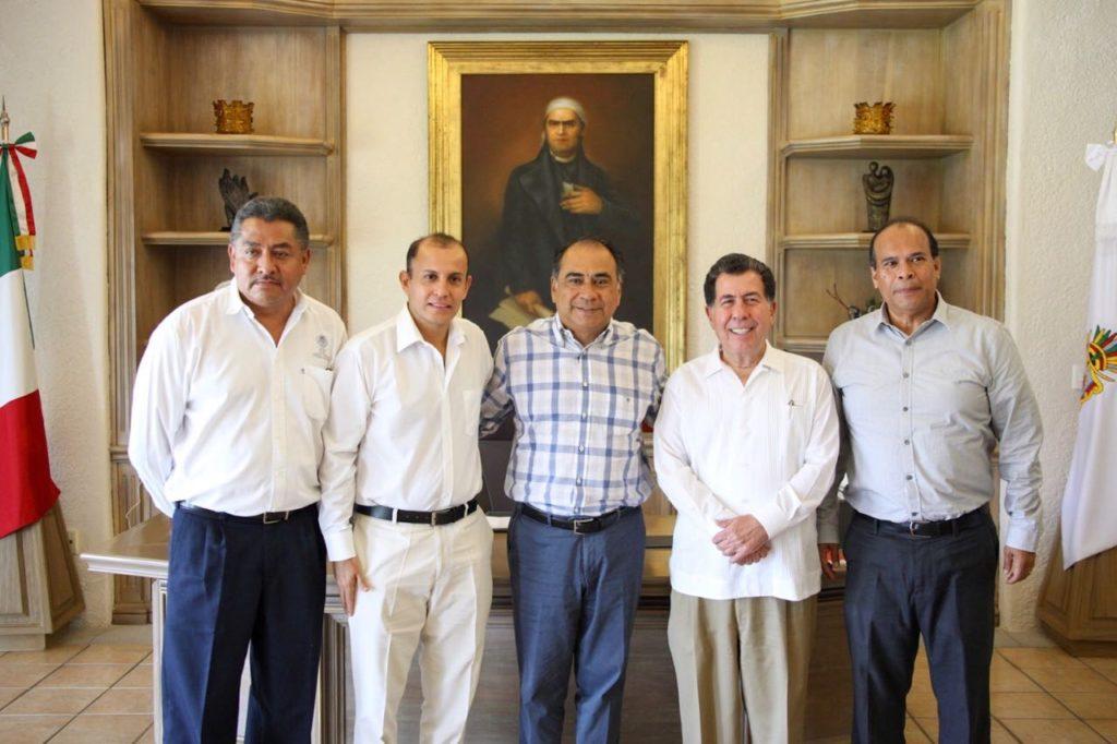 Insta HAF al nuevo delegado de economía a fortalecer este sector en Guerrero