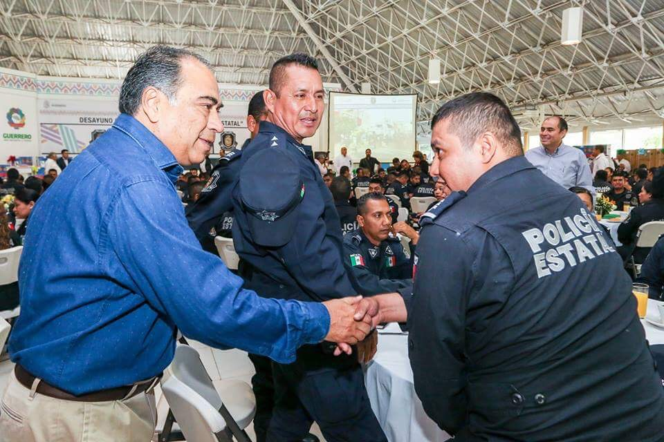 La seguridad es la principal demanda de los guerrerenses: Héctor Astudillo