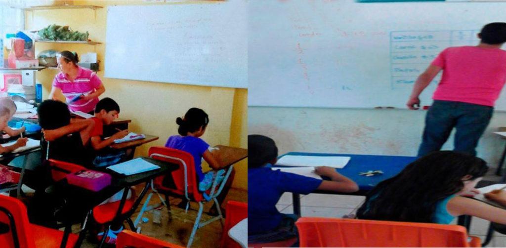 Gobierno de Gustavo García Bello cubre escuelas en un 95 por ciento con maestros municipales