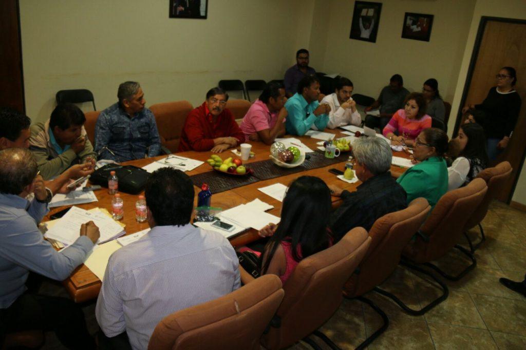 Ratifica titular de SEDESOL a representantes de comunicadores, disposición de trabajo del gobernador con el FAP