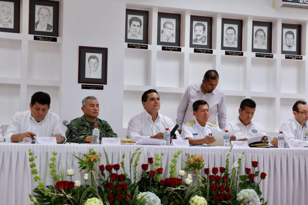 Fortalece GCM estrategia de seguridad en Lázaro Cárdenas