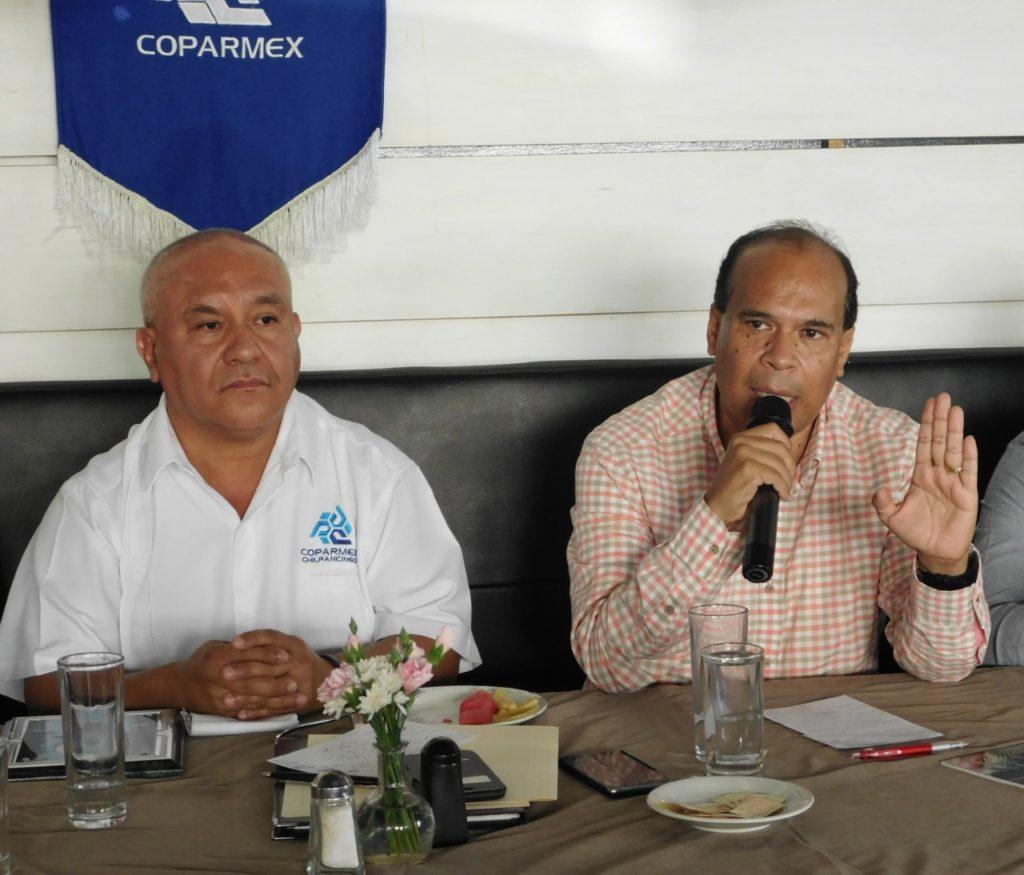 En Guerrero hay confianza y certidumbre para la inversión: Álvaro Burgos