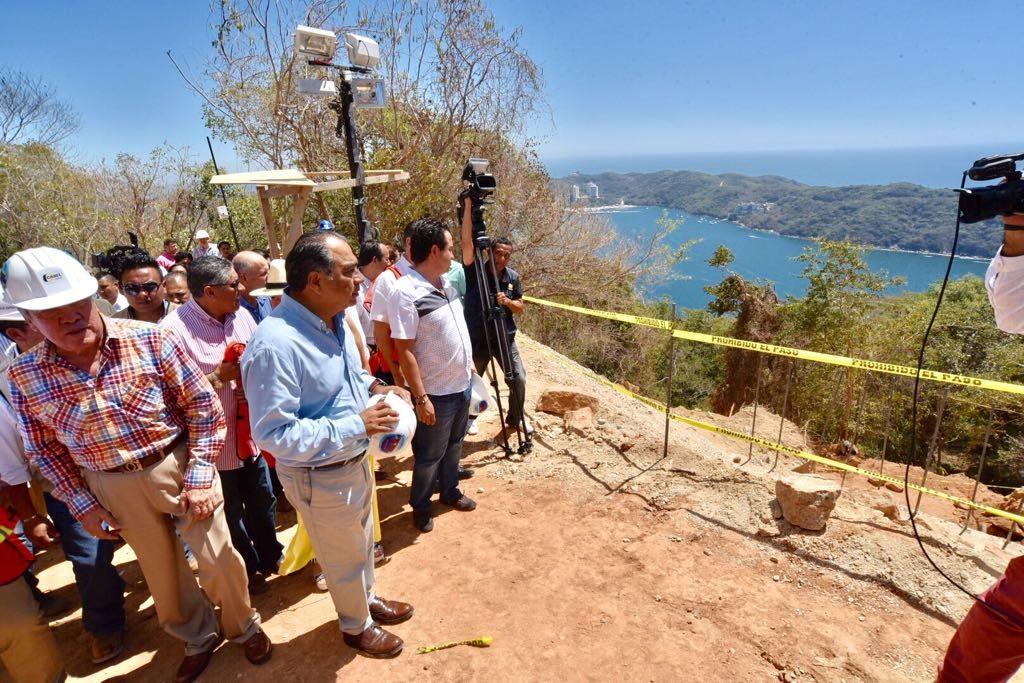 La tirolesa, atractivo para que Acapulco siga posicionándose entre los turistas: HAF