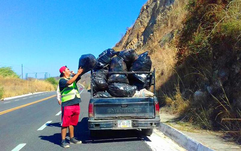 Dirección de Servicios Públicos intensifica la eliminación de basureros clandestinos