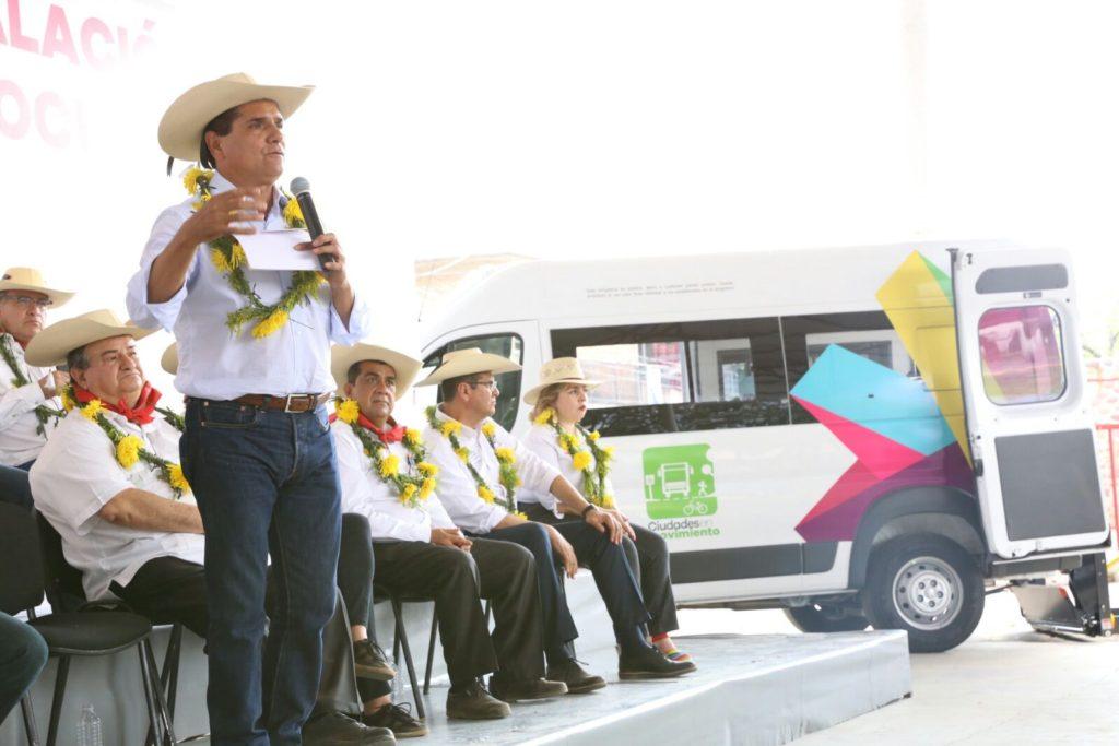 Nocupétaro dejará de ser uno de los municipios con mayor desigualdad: Silvano Aureoles