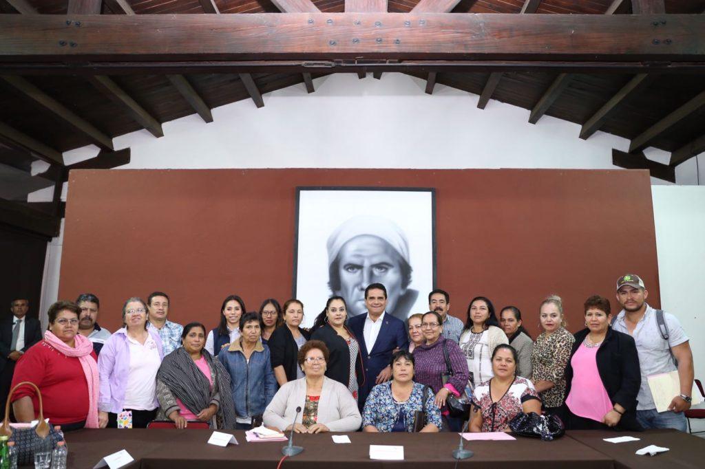Mi Gobierno, atento al desarrollo de las mujeres: Silvano Aureoles