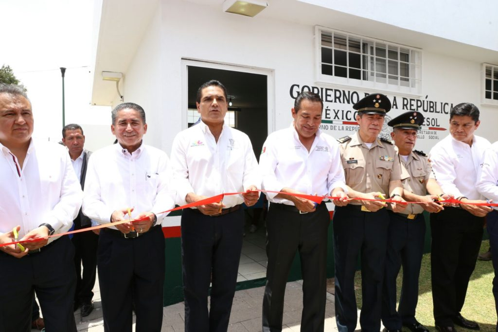 Con sensibilidad, solidaridad y trabajo coordinado sacaremos adelante a Michoacán: Silvano Aureoles