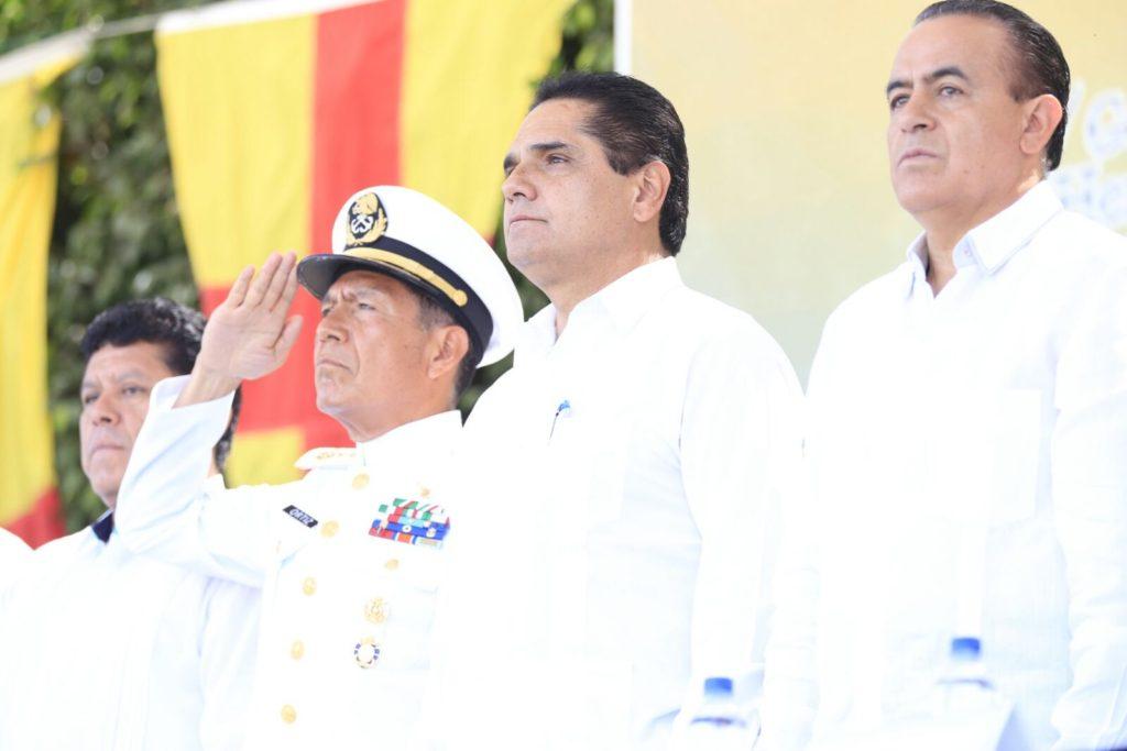 Michoacán no cesará en la construcción de una sociedad armónica: Silvano Aureoles