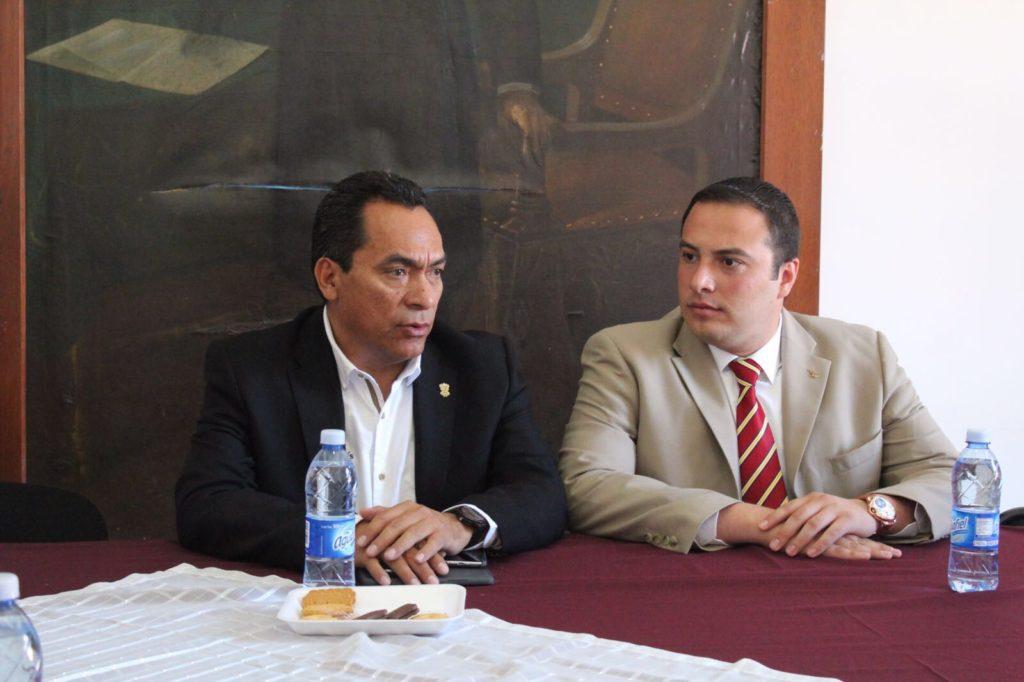 Se reforzarán acciones de seguridad en Los Reyes: Adrián López