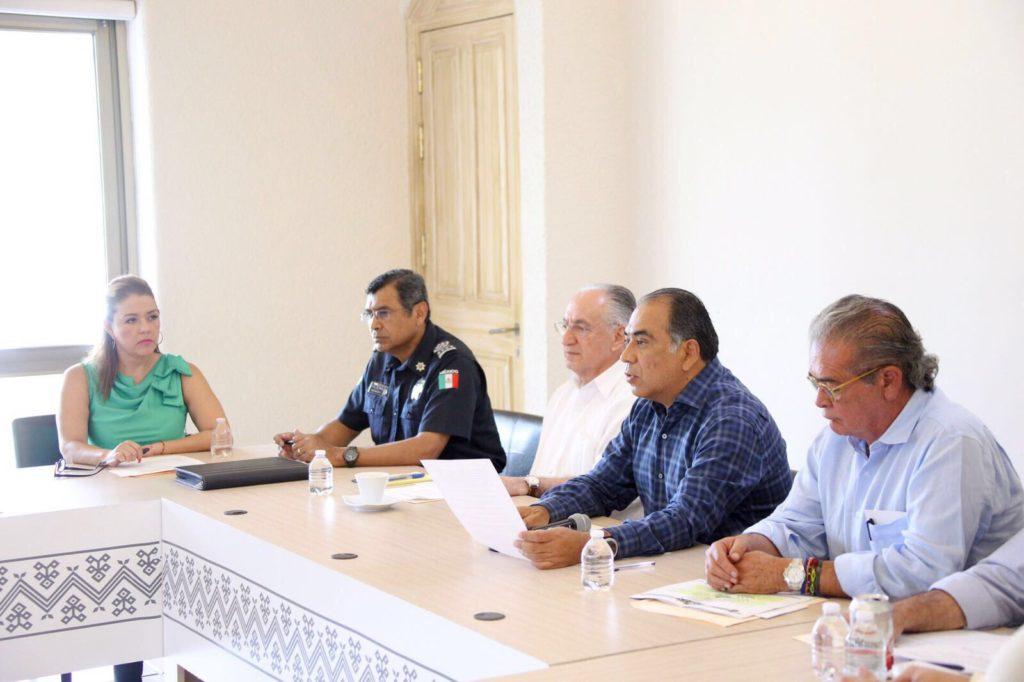 Determina Héctor Astudillo acciones de protección a periodistas y defensores de derechos humanos
