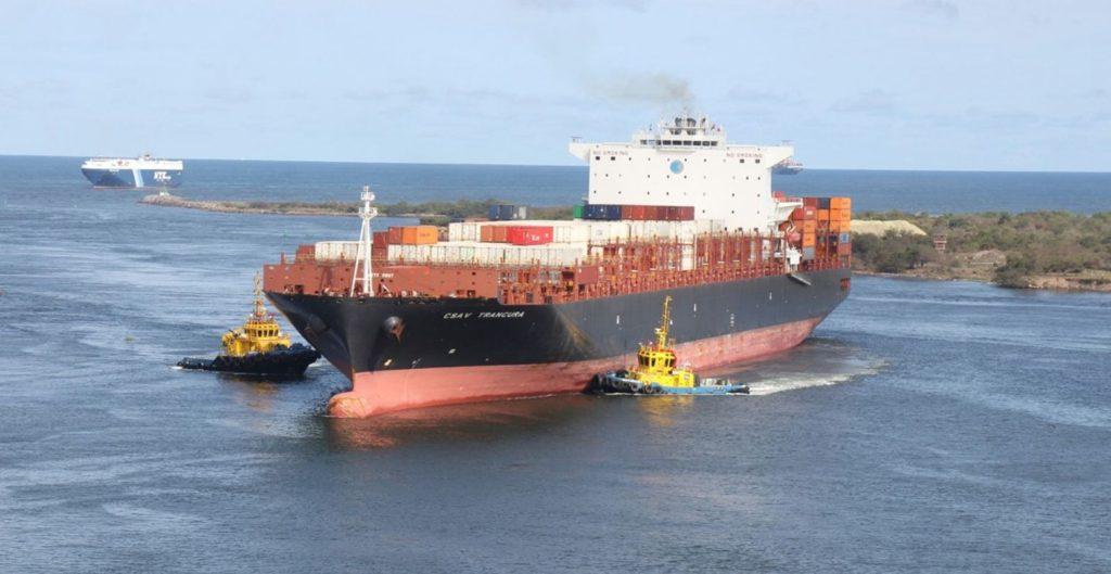 Puerto Lázaro Cárdenas incrementó en 13% movimiento de carga total a mayo de 2017