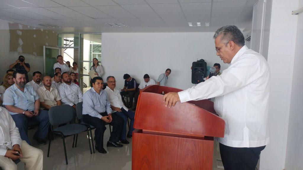 Inaugura Flores Negrete Tercer Juzgado Civil en LC