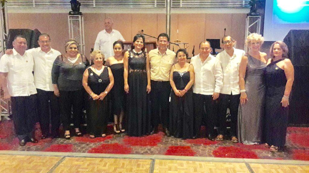 Miriam Olea Toma Protesta como Presidente del Club Rotario de Ixtapa