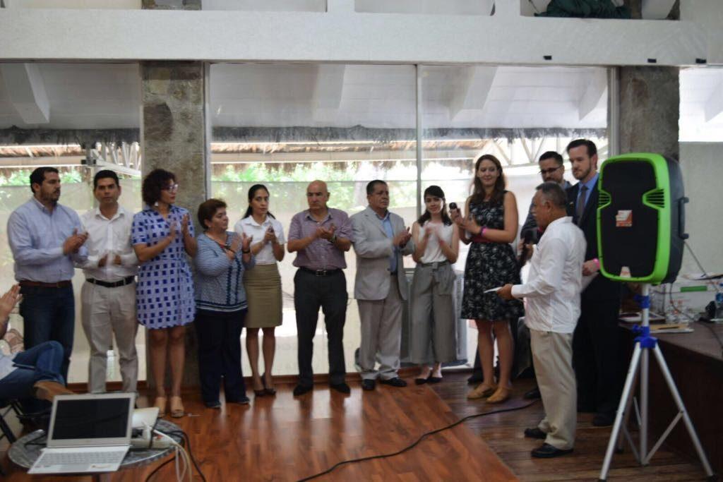 Secretaría de los migrantes y embajada de Estados Unidos en México realizan taller para atención a migrantes