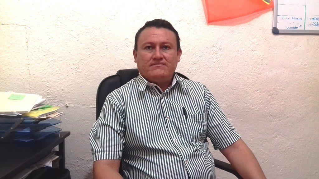 Juan-Manuel-Bejar-Campos, director servicios publicos