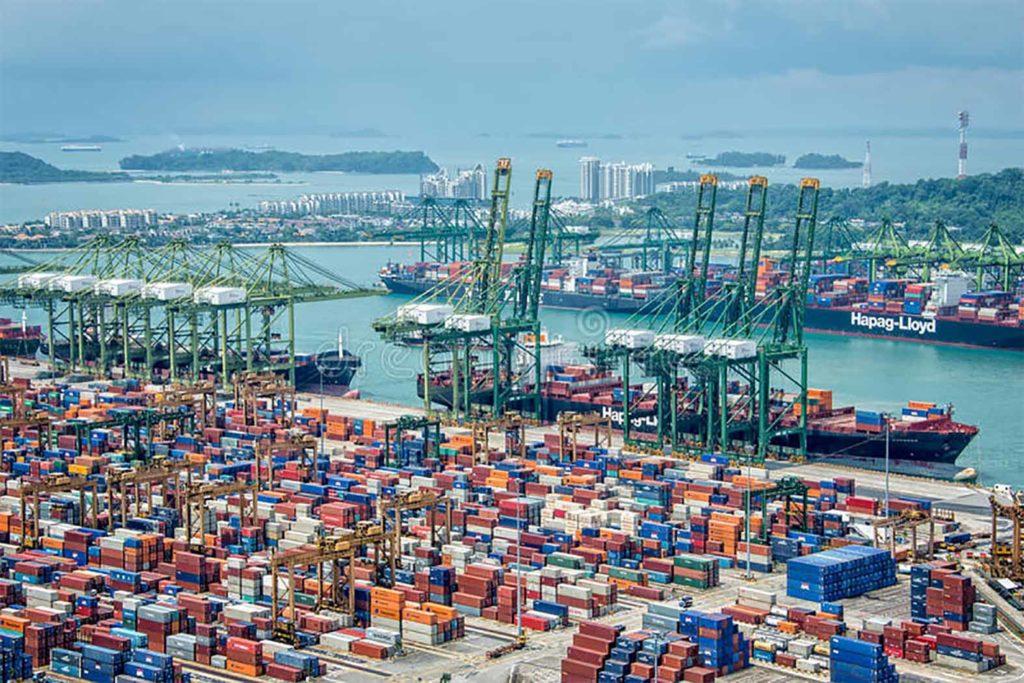 Gobierno de Singapur alza la mano para administrar la ZEE de Lázaro Cárdenas-La Unión