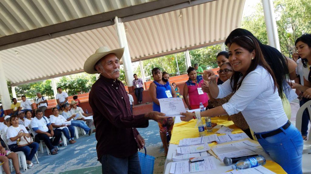 Proximo sabado informe de la Diputada Maricarmen Cabrera