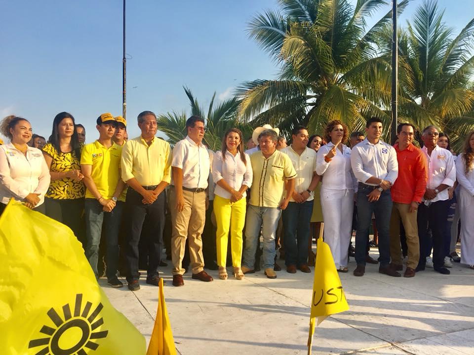 Gustavo García adelanta que su cierre de campaña será el 24 de junio