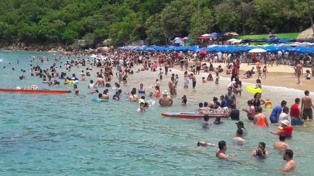 Rebasa el 82% ocupación hotelera el fin de semana en Ixtapa