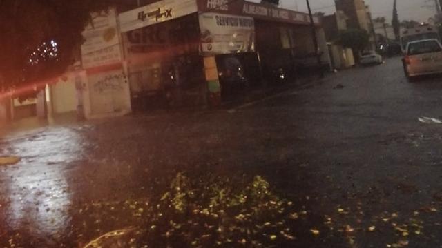 Por tormenta, se registran apagones y encharcamientos en Morelia Descartaron que hubiese inundaciones en las zonas de mayor riesgo