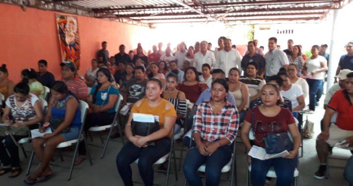 SE REALIZA «UN DÍA POR EL EMPLEO» DE MANERA SIMULTÁNEA EN TECPAN Y CHILPANCINGO