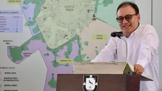 Durazo Montaño reconoce altos niveles de violencia en México