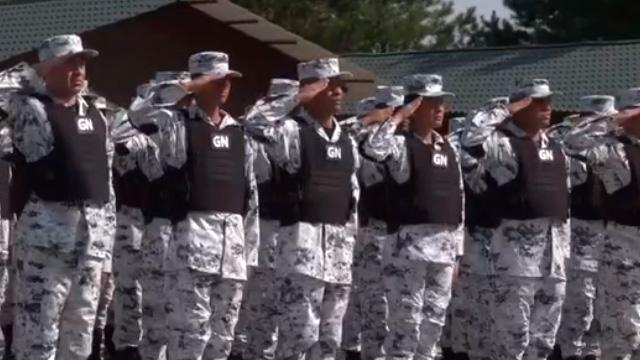A Michoacán, más de 4 mil efectivos de la Guardia Nacional: Durazo Montaño