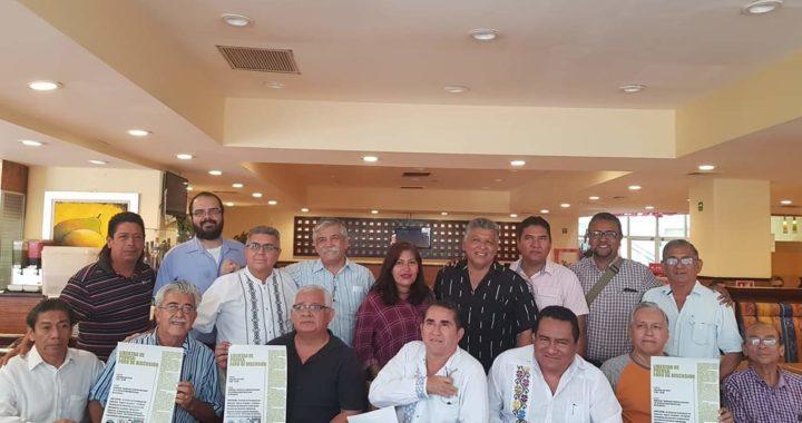 Organizarán foro por la libertad de expresión, varias organizaciones de periodistas en Guerrero