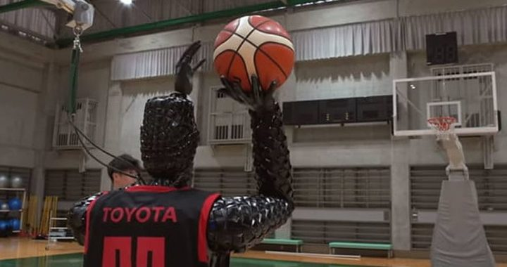 ¡Olvídense de Jordan! Crean al basquetbolista perfecto que ya impuso Récord Guinness