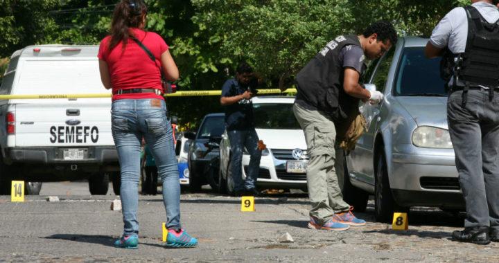 Proyecto de violencia en Guerrero de la Universidad de Alabama señala que hubo 182 muertes violentas en julio en la entidad Guerrerense
