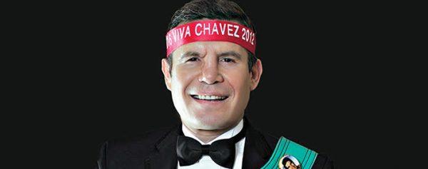 """Chávez """"se pondrá los guantes"""" con el Travieso"""